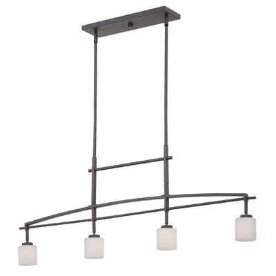 Quoizel Taylor 4 Light Kitchen Island Pendant