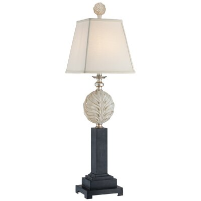 Quoizel Palmetta 1 Light Table Lamp