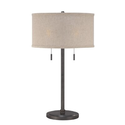 Quoizel Cloverdale 2 Light Table Lamp