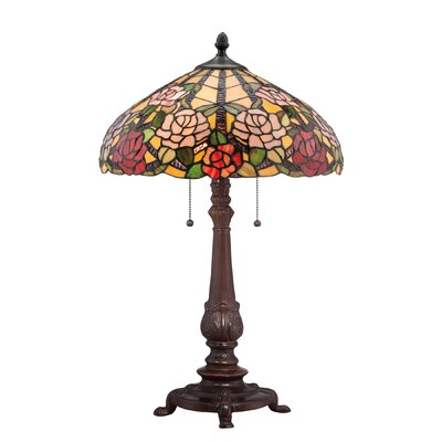 Quoizel Bowman 2 Light Table Lamp