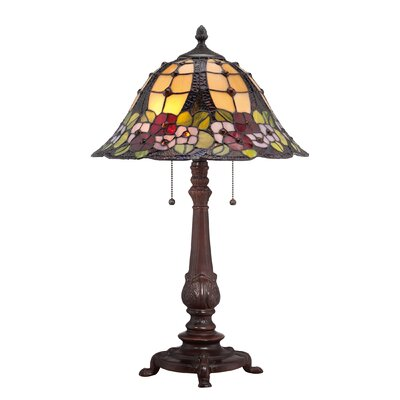 Quoizel Mills 2 Light Table Lamp