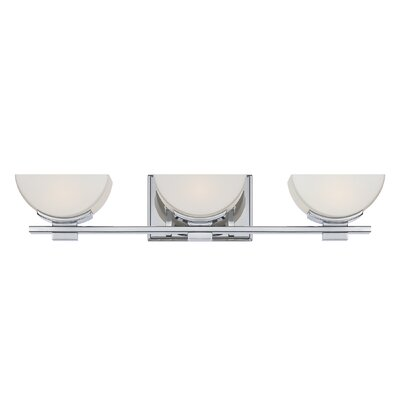 Quoizel Trenton 3 Light Bath Vanity Light