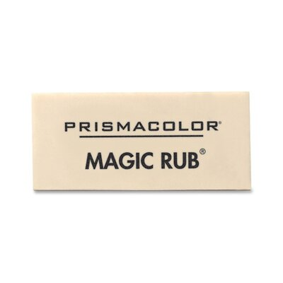 Sanford Magic Rub Eraser, White