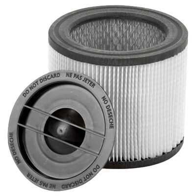 <strong>Shop-Vac</strong> Ultra-Web Cartridge Filter for Full Size Vacs