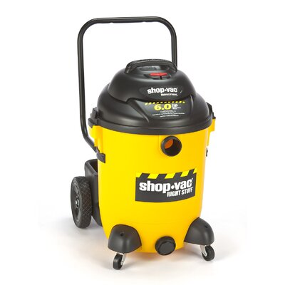 Shop-Vac 14 Gallon 6.0 Peak HP Right Stuff Wet / Dry Vacuum