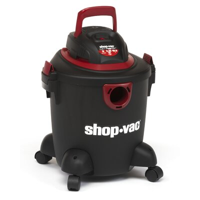 Shop-Vac Quiet Series 5 Gallon Wet Dry Vacuum Cleaner