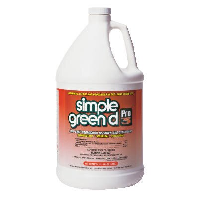 Simple Green Pro 3 Germicidal Cleaner Refill Bottle with Childproof Cap