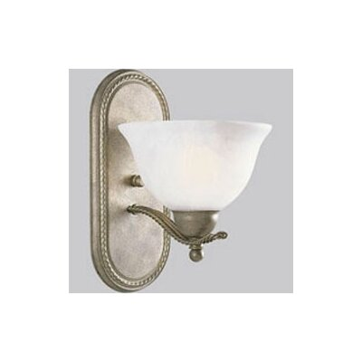 Progress Lighting Avalon Wall Sconce in Brushed Nickel