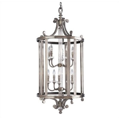 Progress Lighting Thomasville Roxbury 10 Light Foyer Pendant
