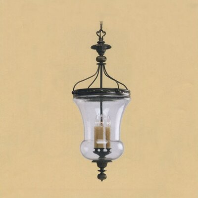 Progress Lighting Fiorentino 3 Light Foyer Pendant