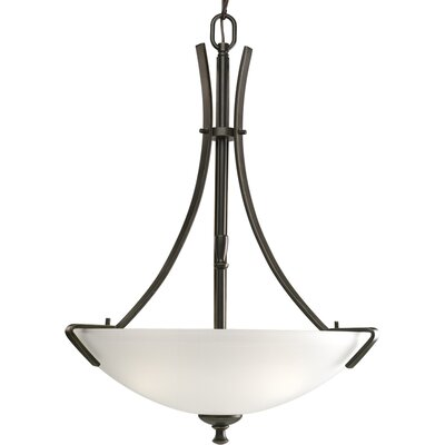 Westin Inverted Pendant in Antique Bronze - Energy Star