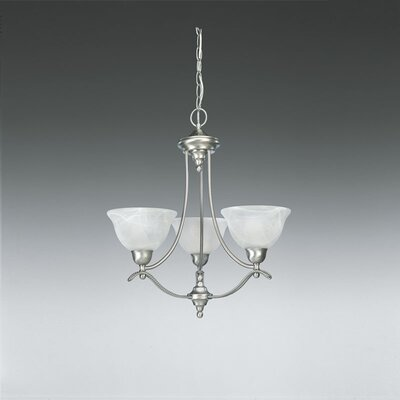 Avalon 3 Light Chandelier