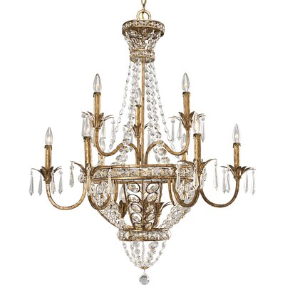 Progress Lighting Thomasville Palais 12 Light Chandelier