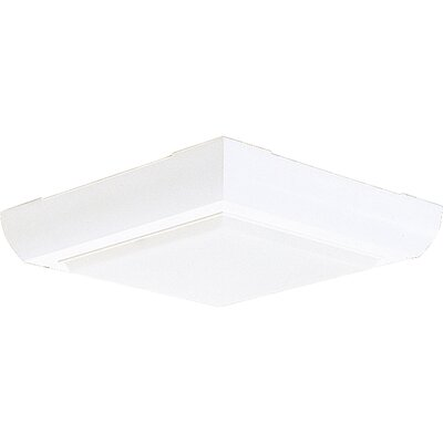 Progress Lighting Low Profile Square Undercabinet or Wall Cloud