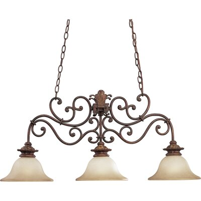 Progress Lighting Thomasville Messina 3 Light Pendant