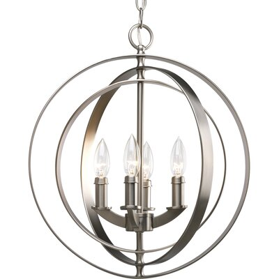 Thomasville Equinox 4 Light Foyer Pendant
