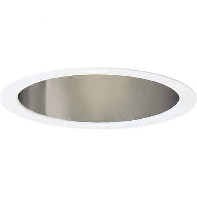 Recessed Open Downlight Wide Flange Trim