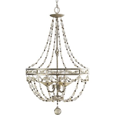Progress Lighting Chanelle 3 Light Chandelier