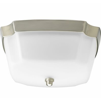 Progress Lighting Addison 2 Light Flush Mount