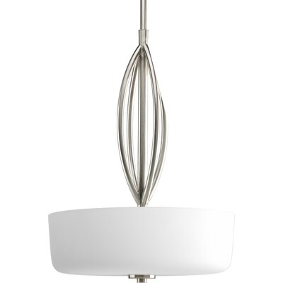 Progress Lighting Calven 3 Light Inverted Pendant