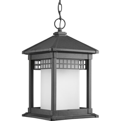 Progress Lighting Merit 1 Light Outdoor Hanging Lantern