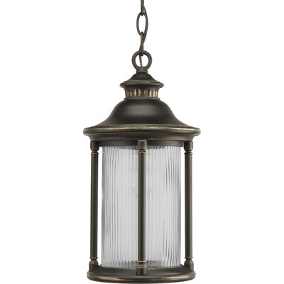 Progress Lighting Reside 1 Light Outdoor Hanging Lantern