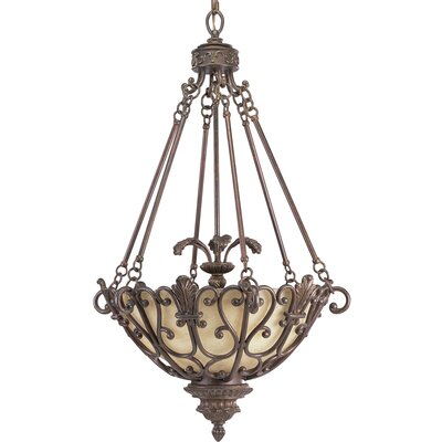 Progress Lighting Thomasville Messina 3 Light Inverted Pendant