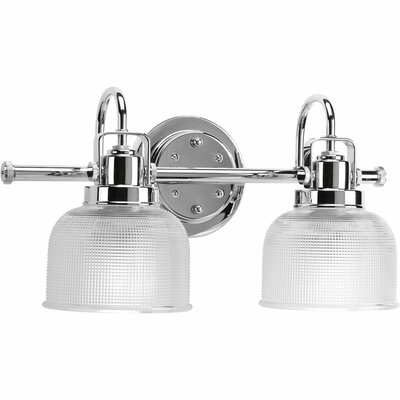Progress Lighting Archie 2 Light Bath Vanity Light