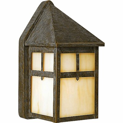 Progress Lighting Mission 1 Light Outdoor Wall Lantern