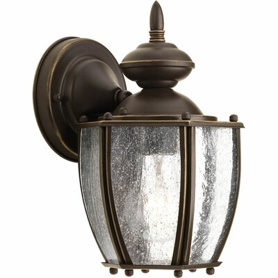 Progress Lighting Roman Coach 1 Light Outdoor Wall Lantern