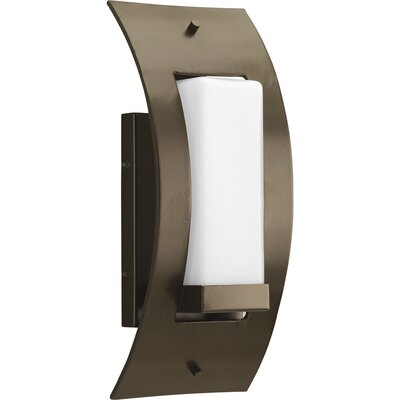 Progress Lighting Peek A Boo 1 Light Outdoor Wall Lantern
