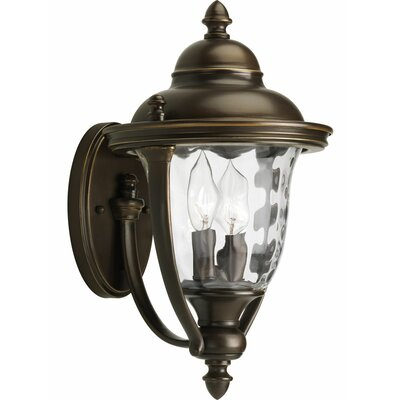 Progress Lighting Prestwick 2 Light Wall Lantern
