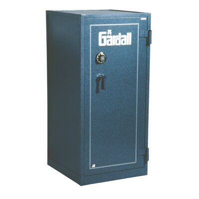 "Gardall Safe Corporation 55.5""H Two Hour Fire Resistant Safe Record"