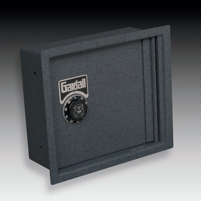 Gardall Safe Corporation Heavy Duty Concealed Commercial Wall Safe