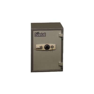 Gardall Safe Corporation One-Hour Fireproof Record Safe with Mechanical Lock