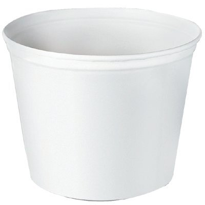 Solo Cups Solo - Double-Wrapped Paper Buckets 83 Oz Paper Bucket Unwaxed/Unprinted: 670-5T1Uu - 83 oz paper bucket unwaxed/unprinted