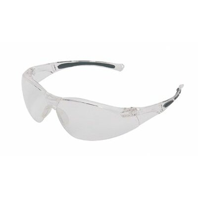 Sperian Welding Protection A800 Series Eyewear - gray frame/gray hard-coat