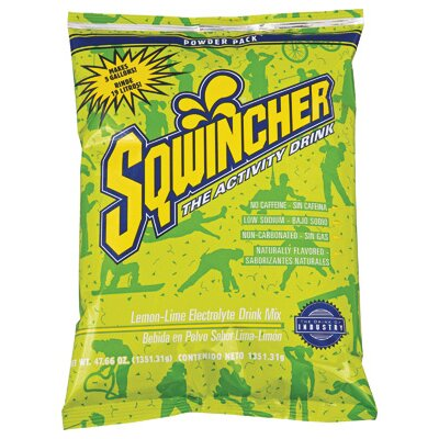 Sqwincher 47.66 Ounce Powder Pack™ Yields 5 Gallons