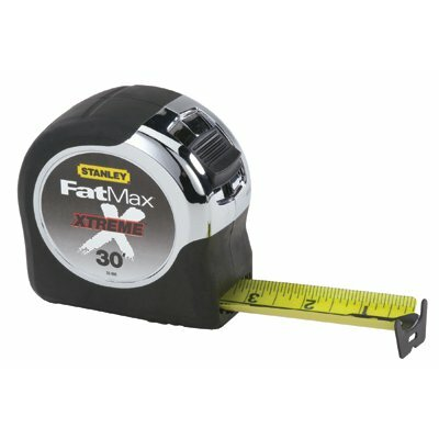 Stanley Tools FatMax® Xtreme™ Tape Rules - fatmax  xtreme tape rule30ft