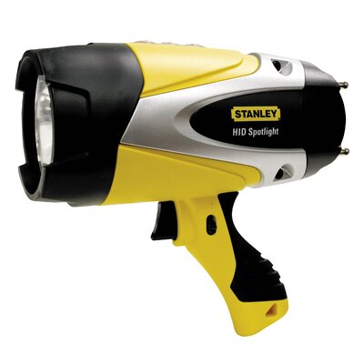 Stanley Tools HID Rechargeable Spotlight