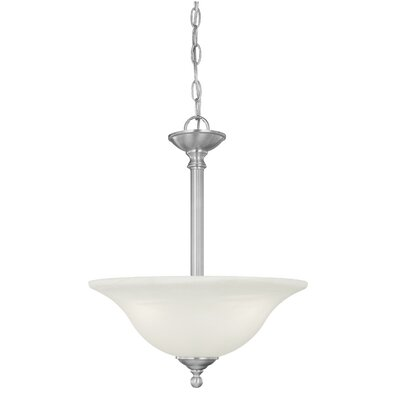 Thomas Lighting Riva 3 Light Inverted Pendant
