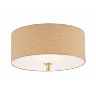 Thomas Lighting Allure 2 Light Flush Mount