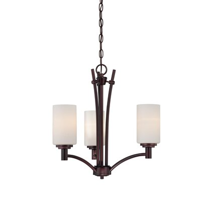 Thomas Lighting Pittman 3 Light Chandelier
