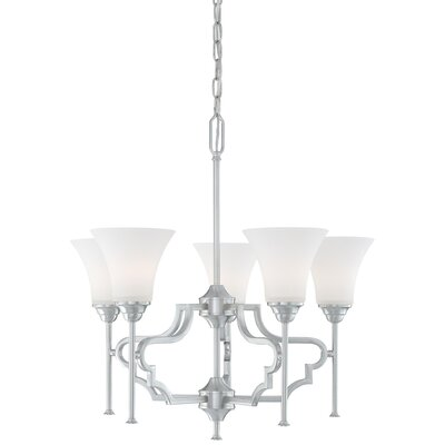 Thomas Lighting Chiave 5 Light Chandelier