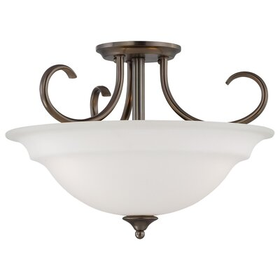 Thomas Lighting Bella 3 Light Inverted Pendant