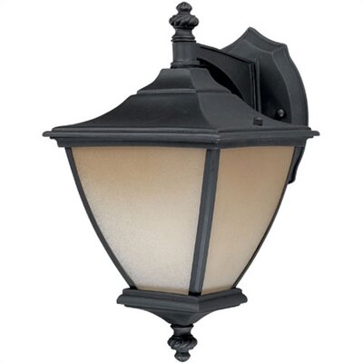 Thomas Lighting Trent 1 Light Outdoor Wall Lantern