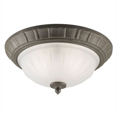 Westinghouse Lighting Flush Mount - Frosted Glass