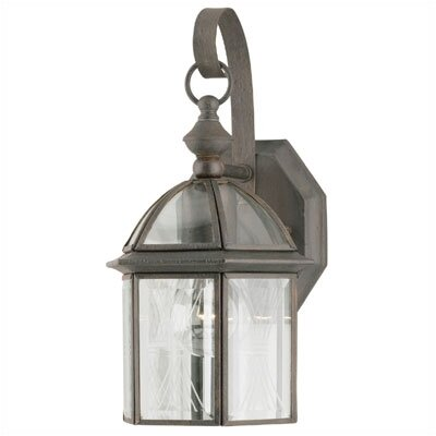 Westinghouse Lighting Monticello 1 Light Open Bottom Wall Lantern