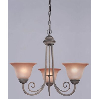 Westinghouse Lighting Spring Valley 3 Light Chandelier