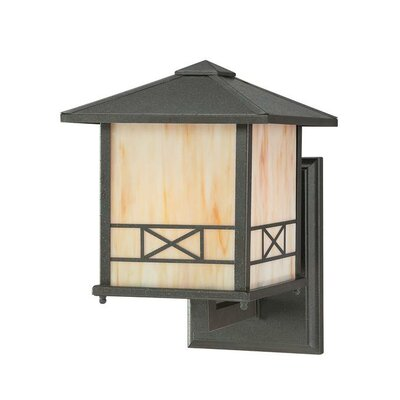 Westinghouse Lighting Moncove 1 Light Outdoor Wall Sconce